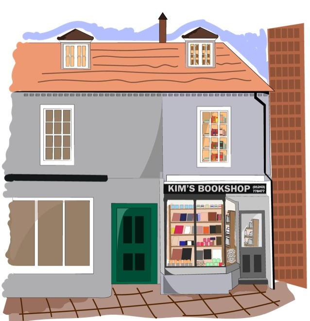 Second-Hand-Bookshop-Chichester-West-Sussex