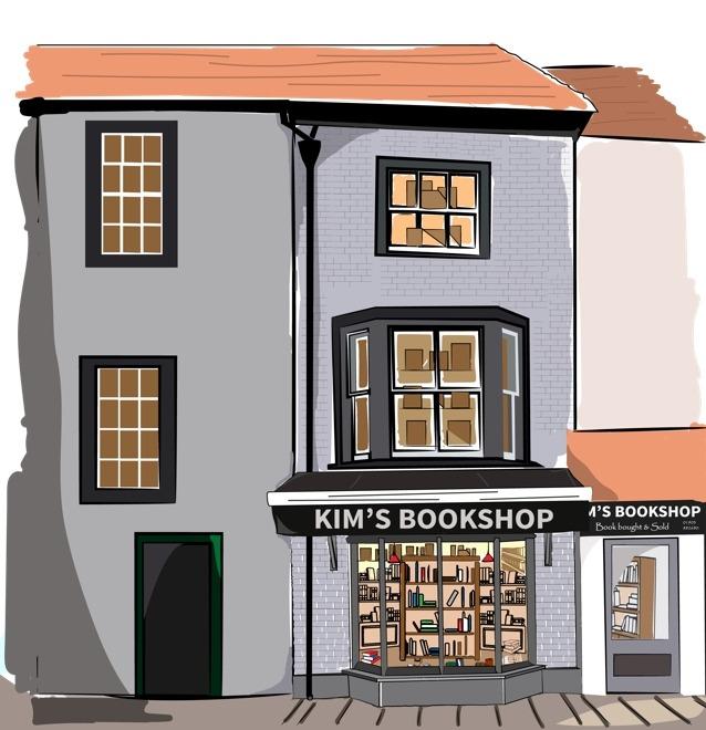 Second-Hand-Bookshop-Arundel-West-Sussex
