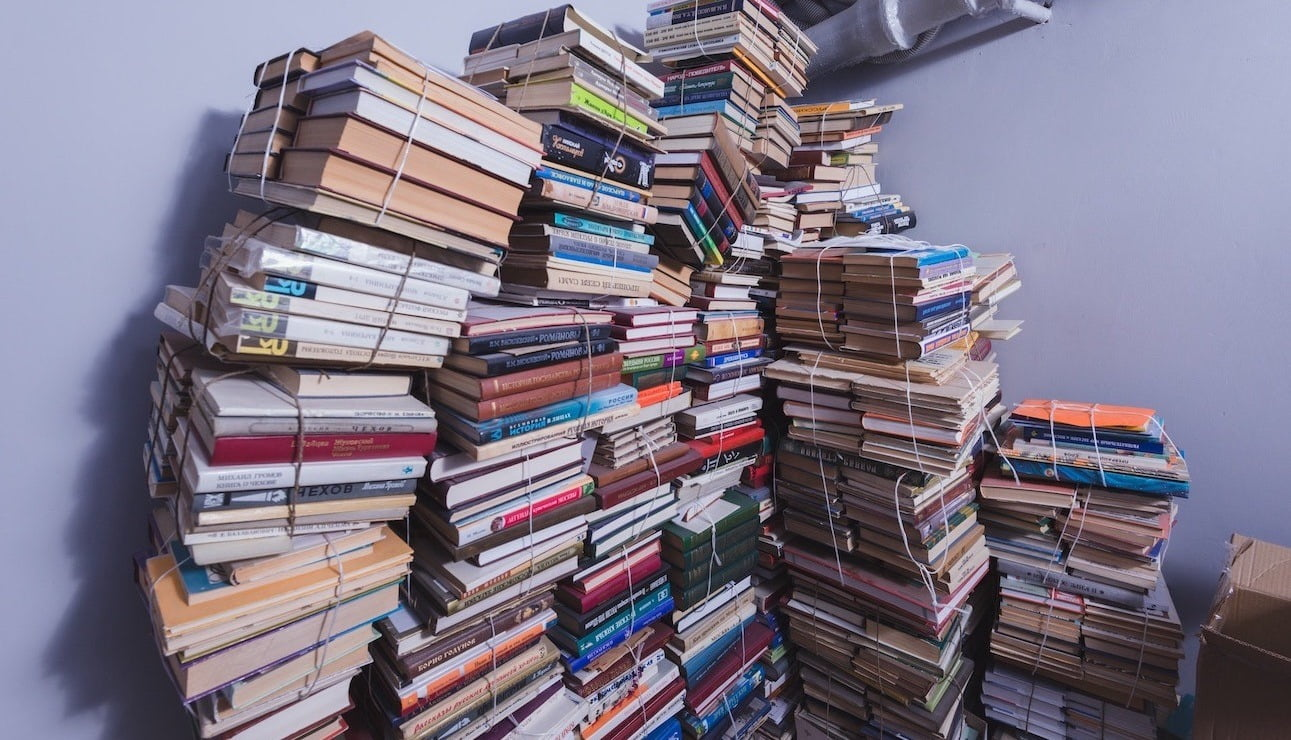 Selling Your Books To A Second Hand Bookshop in Sussex
